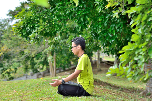 Meditation is a practical tool for coping with modern life.